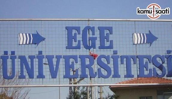 Ege Üniversitesi Uzaktan Eğitim Uygulama ve Araştırma Merkezi Yönetmeliği - 22 Şubat 2018