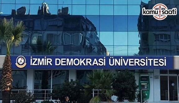 İzmir Demokrasi Üniversitesi Sürekli Eğitim Uygulama ve Araştırma Merkezi Yönetmeliği - 14 Şubat 2018