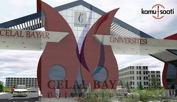 Manisa Celal Bayar Üniversitesi Önlisans ve Lisans Eğitim ve Öğretim Yönetmeliği - 12 Şubat 2018