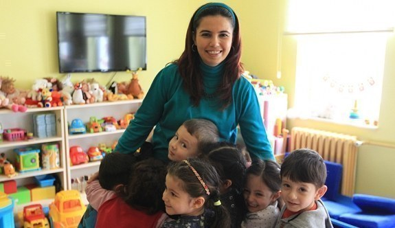 Nurten Akkuş 'Dünyanın en iyi 10 öğretmeni' arasında