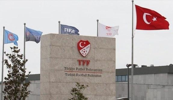 TFF'den disiplin uygulamalarına ilişkin açıklama geldi