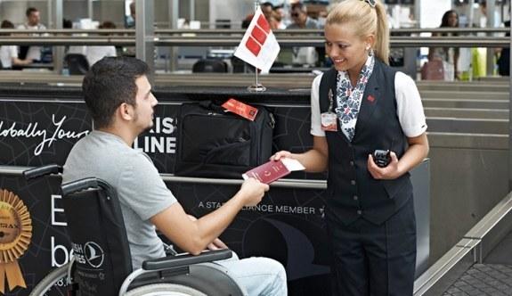 THY'den Miles&Smiles üyesi engelli yolculara indirim