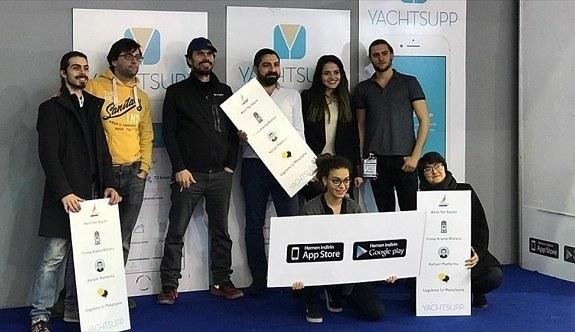 Türk mühendisleri yeni uygulamayla yat sektörünü dünyaya tanıtacak