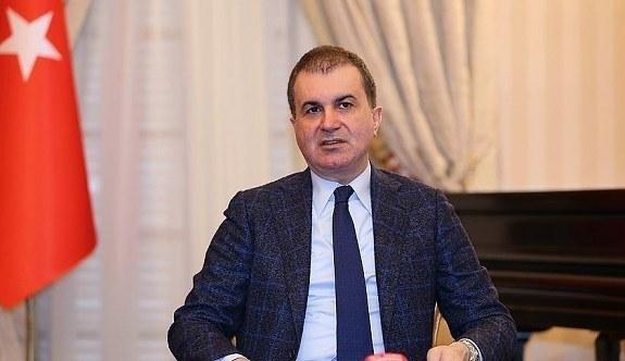 AB Bakanı Ömer Çelik'ten AP'ye sert tepki