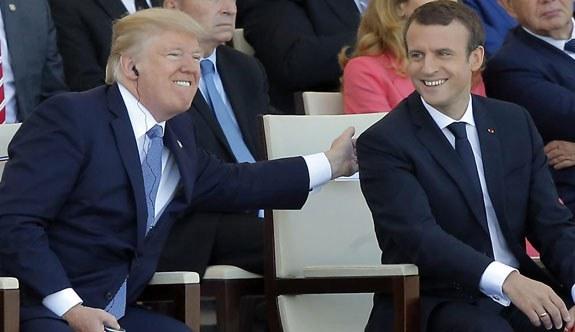 ABD Suriye'deki yerini Fransa'ya mı devrediyor?