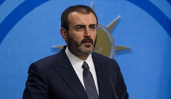 AK Parti Sözcüsü Ünal 'seçim' açıklaması