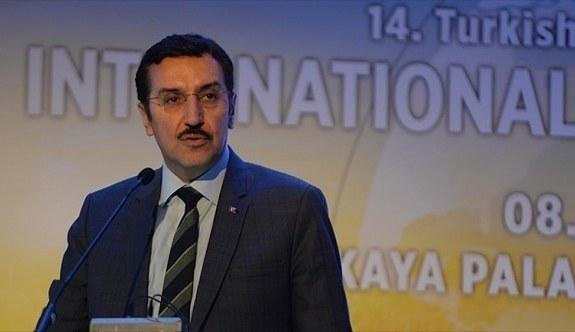 Bakan Bülent Tüfenkci: Artık buğdayın fiyatını Amerika'da değil Türkiye'de belirleyeceğiz
