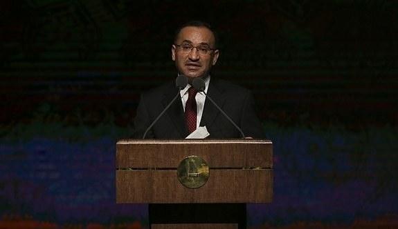 Başbakan Yardımcısı Bozdağ: Bir seferberlik içinde olmamız şart