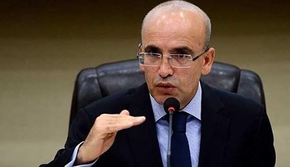 Başbakan Yardımcısı Şimşek: Afrin kaynaklı önemli bir risk görmüyoruz