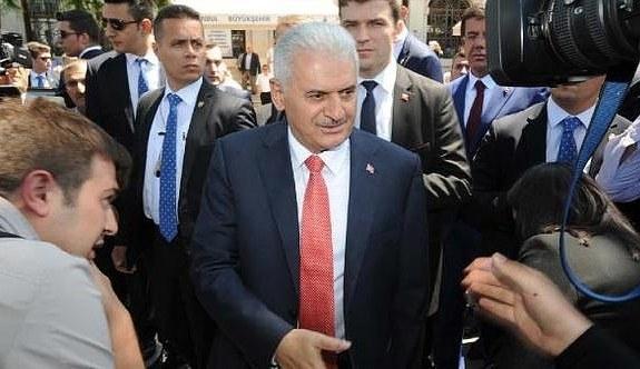 Başbakan Yıldırım'dan flaş Patriot açıklaması