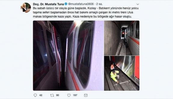 Dikkat: En az iki gün metro seferleri iptal!