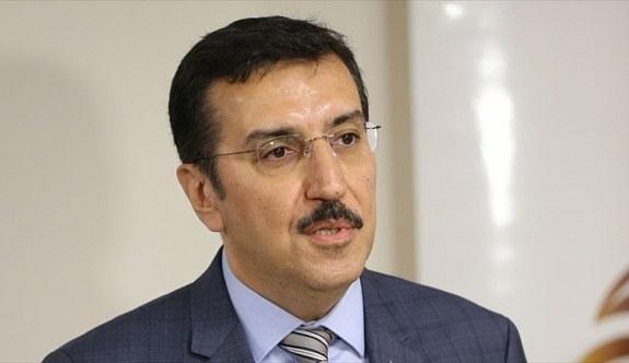 Gümrük ve Ticaret Bakanı Tüfenkci'den Çiftlik Bank açıklaması