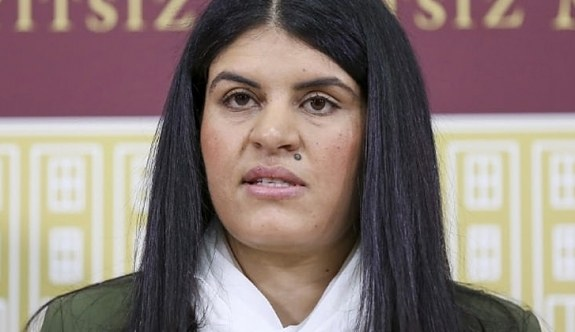 HDP Şanlıurfa Milletvekili Dilek Öcalan'a hapis cezası