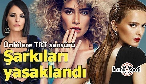 TRT'den 'yasaklılar listesi' ile ilgili açıklama