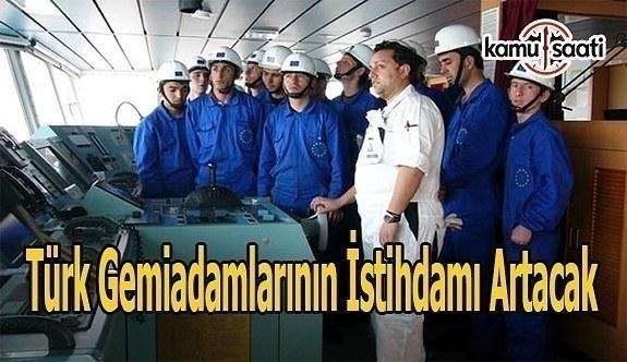 Türk gemiadamlarının istihdamı artacak
