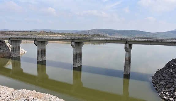 Yağışlar barajların doluluk oranlarını arttırdı! O barajlar...