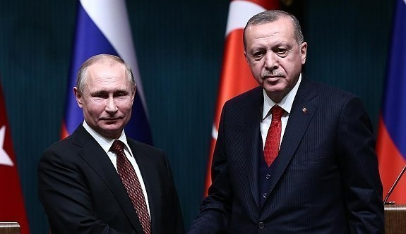 Cumhurbaşkanı Erdoğan ve Putin Görüşmesi! Doğu Guta...