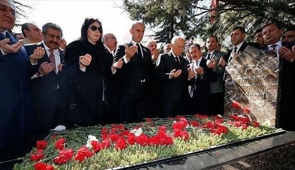 Devlet Bahçeli'den Alparslan Türkeş açıklaması