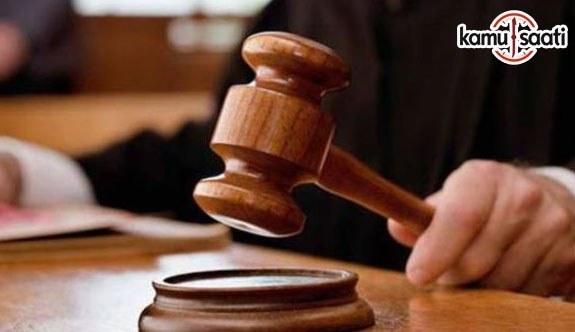 Hakim ve Savcı Adaylarının Meslek Öncesi Eğitimlerinde Değişiklik - 3 Nisan 2018 Salı