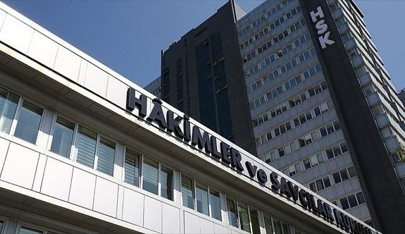 HSK yeni ihtisas mahkemelerini seçti