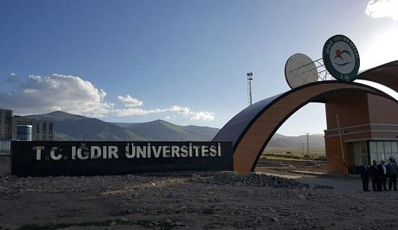 Iğdır Üniversitesi Akademik Personel Alımı - 9 Nisan 2018