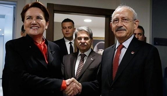 Kılıçdaroğlu'ndan Meral Akşener'e ziyaret!