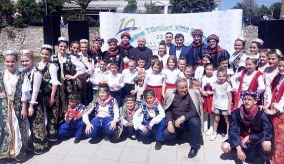 Metin Gündoğdu Kosova'da resmi temaslarda bulundu