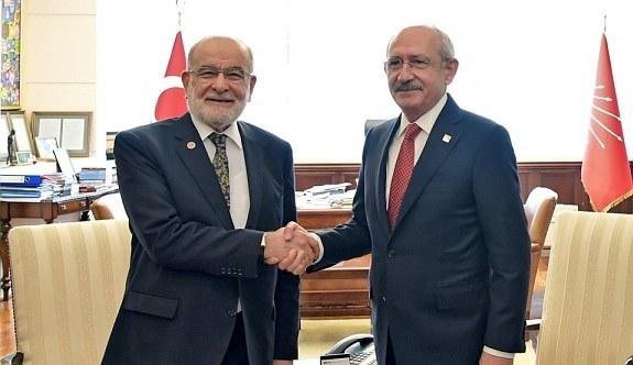 Saadet Partisi Genel Başkanı Karamollaoğlu'ndan CHP açıklaması