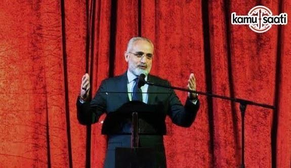 """Yalçın Topçu: """"Bulgaristan dışındaki müttefiklerimizden de aynı desteği bekliyoruz"""""""