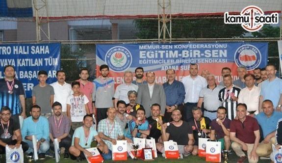 9. Kardelen Futbol Turnuvası'nda şampiyon belli oldu