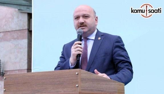 AK Parti Ordu Milletvekili Metin Gündoğdu, Şehir Hastanesinin Ön Yeterlilik İhalesi Gerçekleşti
