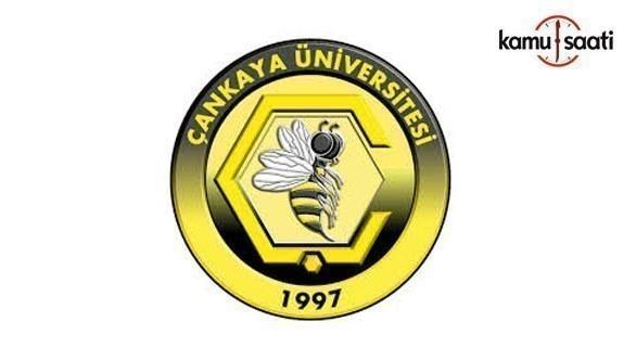 Çankaya Üniversitesi Ön Lisans ve Lisans Eğitim ve Öğretim Yönetmeliğinde Değişiklik Yapıldı - 21 Mayıs 2018 Pazartesi