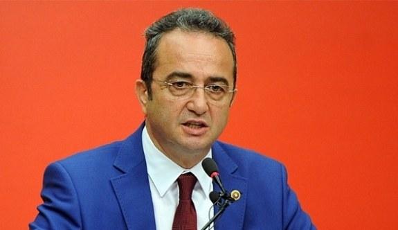 CHP'li Tezcan'dan cumhurbaşkanı adayı açıklaması