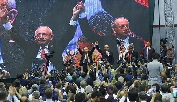 CHP'nin Cumhurbaşkan adayı Muharrem İnce oldu