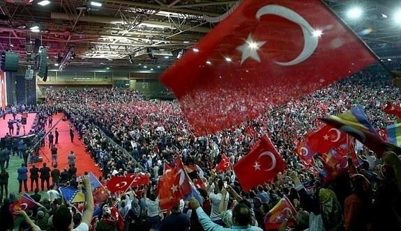 Cumhurbaşkanı Erdoğan'ın müjdelerinden Avrupa'daki Türkleri memnun!