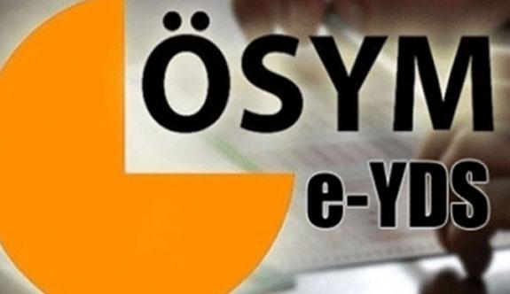 e-YDS 2018/5 İngilizce Sınavı ne zaman?