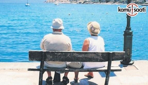 Emekliye 2 bin TL'lik tatil planı!