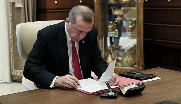 Erdoğan'dan milyonları ilgilendiren kanunlara onay!