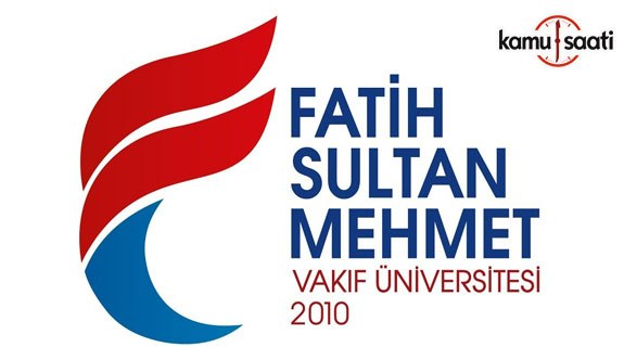 Fatih Sultan Mehmet Vakıf Üniversitesi Orta Doğu ve Afrika Araştırmaları Uygulama ve Araştırma Merkezi Yönetmeliği - 12 Mayıs 2018 Cumartesi