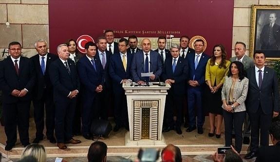 İYİ Parti'ye katılan 15 milletvekil CHP'ye geri döndü
