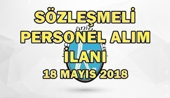 Kafkas Üniversitesi 47 Sözleşmeli Personel Alım İlanı - 18 Mayıs 2018