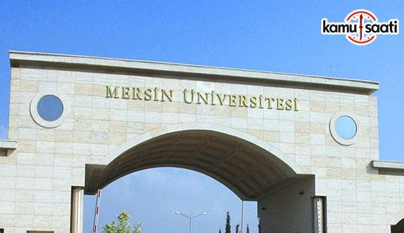 Mersin Üniversitesi Özel Yetenekliler Eğitimi Uygulama ve Araştırma Merkezi Yönetmeliği - 3 Mayıs 2018 Perşembe