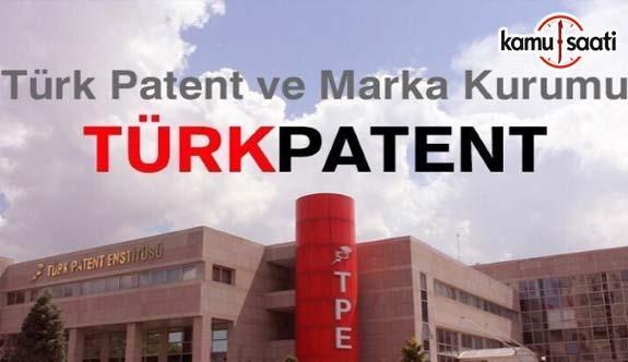 TPE Patent Uzmanlığı ve Marka Uzmanlığı Yönetmeliğinde Değişiklik Yapıldı - 29 Mayıs 2018 Salı