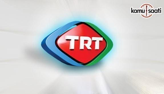 TRT Teftiş Kurulu Yönetmeliğinde Değişiklik Yapıldı - 11 Mayıs 2018 Cuma