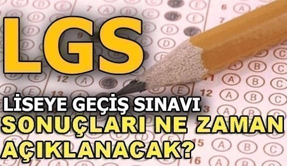 2018 Liseye geçiş sınavı (LGS) sonuçları ne zaman açıklanacak? MEB açıklama yaptı mı?