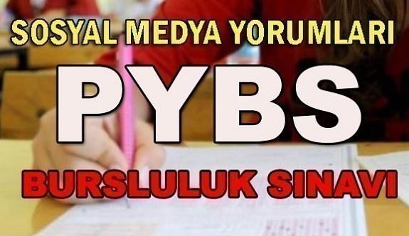 2018 MEB Bursluluk Sınavı (PYBS İOKBS) sosyal medya yorumları! Sınav nasıldı?