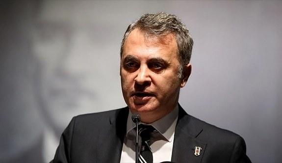 Beşiktaş Kulübü Başkanı Fikret Orman'dan açıklama! 'Asla taviz vermedik'