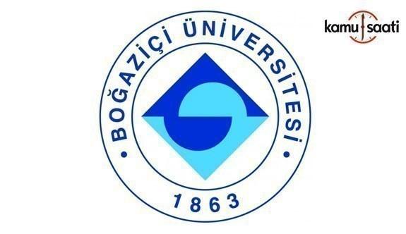 Boğaziçi Üniversitesi Lisans Eğitim-Öğretim Yönetmeliğinde Değişiklik Yapıldı - 20 Haziran 2018
