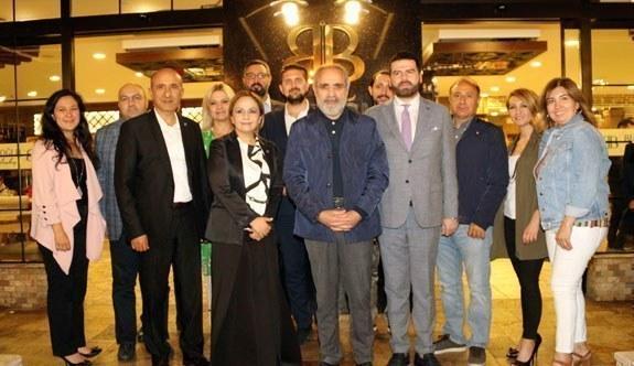 Cumhurbaşkanı Başdanışmanı Yalçın Topçu Ankaralı Sanayicilerle Sahur Programında Buluştu