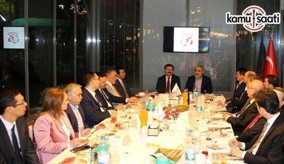 """Cumhurbaşkanı Başdanışmanı Yalçın Topçu: """"Millet Terörün Ciğerini Söken Kasımpaşalı Erdoğan'a oy verecektir"""""""